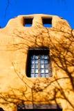 Estilo de Santa Fe Imágenes de archivo libres de regalías