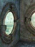 Estilo de Steampunk Imagens de Stock Royalty Free