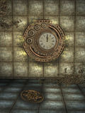 Estilo de Steampunk Fotos de Stock Royalty Free