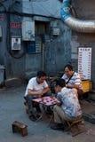 Estilo de vida chinês imagens de stock royalty free