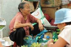 Estilo de vida da rua em Tailândia fotografia de stock royalty free