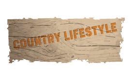 Estilo de vida do país Fotos de Stock