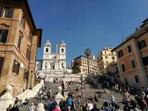 Estilo de vida em Roma Imagem de Stock Royalty Free