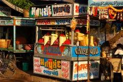 Estilo de vida indiano Imagens de Stock Royalty Free