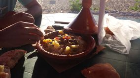 Estilo de vida marroquino Foto de Stock Royalty Free