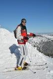 Estilo de vida saudável, recreação do inverno Imagem de Stock Royalty Free