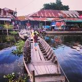 Estilo de vida tailandês Imagens de Stock Royalty Free