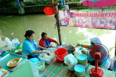 Estilo de vida tailandês Fotografia de Stock Royalty Free