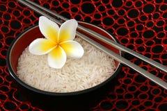 Estilo del asiático del arroz Foto de archivo libre de regalías