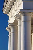 estilo del classicism de la catedral imagen de archivo libre de regalías