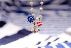 Estilo del marinero Fotografía de archivo libre de regalías