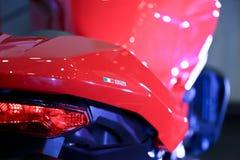 Estilo del monstruo 821 de Ducati - la India fotografía de archivo libre de regalías