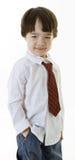 Estilo del niño Imagen de archivo