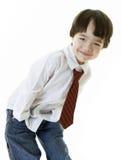 Estilo del niño Imagen de archivo libre de regalías
