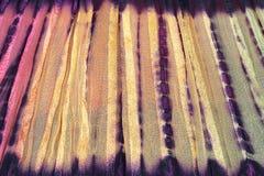 Estilo del vintage del modelo de la tela de la tapicería Imágenes de archivo libres de regalías