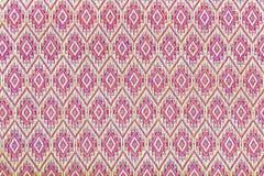 Estilo del vintage del modelo de la tela de la tapicería Imagenes de archivo