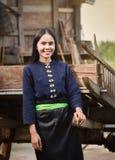 Estilo do asiático da menina fotografia de stock royalty free