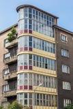 Estilo do Functionalism na arquitetura Fotos de Stock