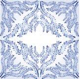 Estilo do fundo da bandeira do inverno Imagem de Stock