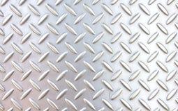 Estilo do teste padrão do piso de aço Imagem de Stock