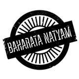 Estilo famoso de la danza, sello de Baharata Natyam libre illustration