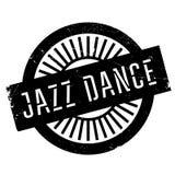 Estilo famoso de la danza, sello de la danza del jazz stock de ilustración