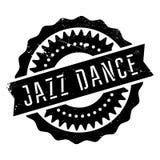 Estilo famoso de la danza, sello de la danza del jazz libre illustration