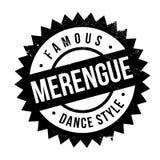 Estilo famoso de la danza, sello de Merengue libre illustration