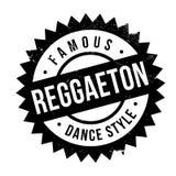 Estilo famoso de la danza, sello de Reggaeton libre illustration