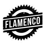 Estilo famoso de la danza, sello del flamenco ilustración del vector