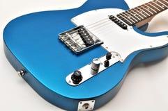 Estilo feito a mão feito sob encomenda do Telecaster da guitarra elétrica Imagens de Stock Royalty Free
