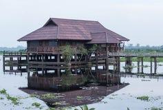 Estilo home Tailândia ocasional Imagem de Stock Royalty Free