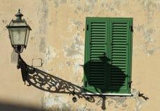 Estilo italiano Imagens de Stock Royalty Free