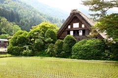 Estilo japonés Imágenes de archivo libres de regalías
