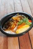 Estilo japonês do alimento Fotos de Stock Royalty Free