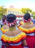 Estilo mexicano pitoresco das mulheres Foto de Stock Royalty Free