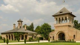 Estilo rumano clásico Imagenes de archivo