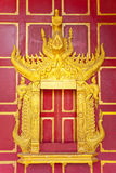 Estilo tailandés Imagen de archivo
