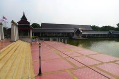 Estilo tailandés del pabellón fotos de archivo libres de regalías