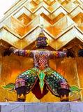 Estilo tailandês 01 fotografia de stock royalty free