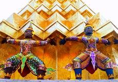 Estilo tailandês fotos de stock royalty free