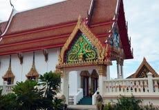 Estilo tailandês Fotografia de Stock
