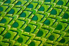 Estilo tailandês da arte da textura Fotografia de Stock
