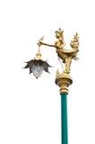 Estilo tailandês da lâmpada Fotografia de Stock Royalty Free
