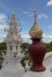 Estilo tailandês de Lanna fotografia de stock