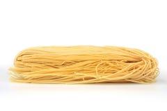 Estilo tailandês dos macarronetes de arroz foto de stock royalty free