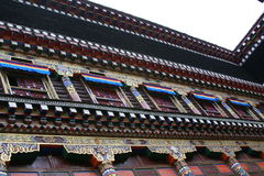 Estilo tibetano Imagen de archivo