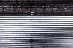 Estilo urbano - fondo del metal Imágenes de archivo libres de regalías