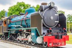Estilo velho do vintage do trem Fotografia de Stock Royalty Free