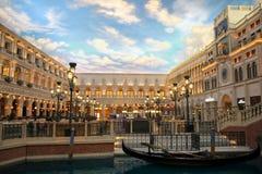 Estilo veneciano Foto de archivo libre de regalías